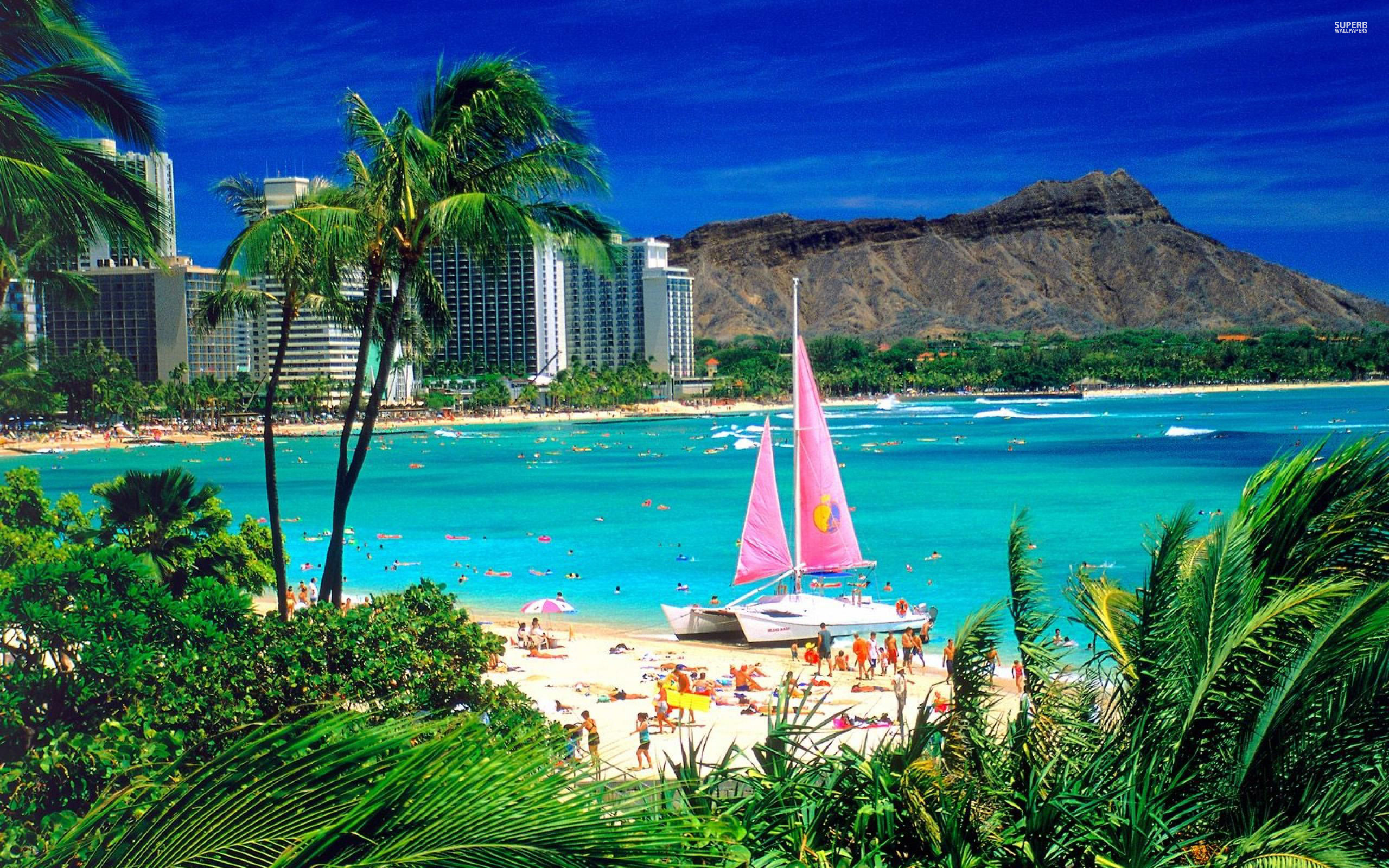 hawaii-wallpaper-beach